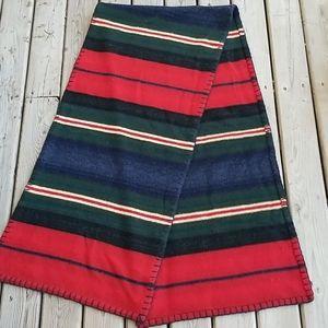 Lauren Ralph Lauren striped lambswool scarf